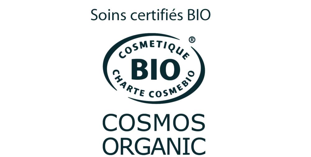 logo cosmebio cosmos organic